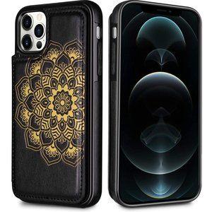 iPhone 12 Pro / iPhone 12 5G Flip Folio Phone Case